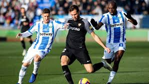 SPOR SMART :  Leganes - Sevilla Maçı canlı izle