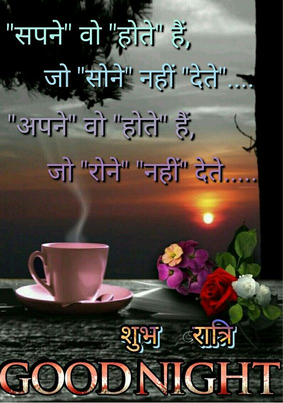 Download 50 Hd Good Night Images In Hindi For Whatsapp Facebook