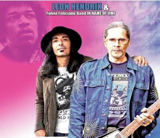 Fulvio Feliciano and Leon Hendrix