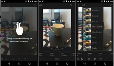 best app for photo editing android Adobe Lightroom