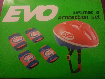 Evo Cycle Helmet