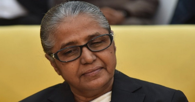 Justice R Bhanumati collapsed in court as the Nirbhaya case was being considered,www.thekeralatimes.com