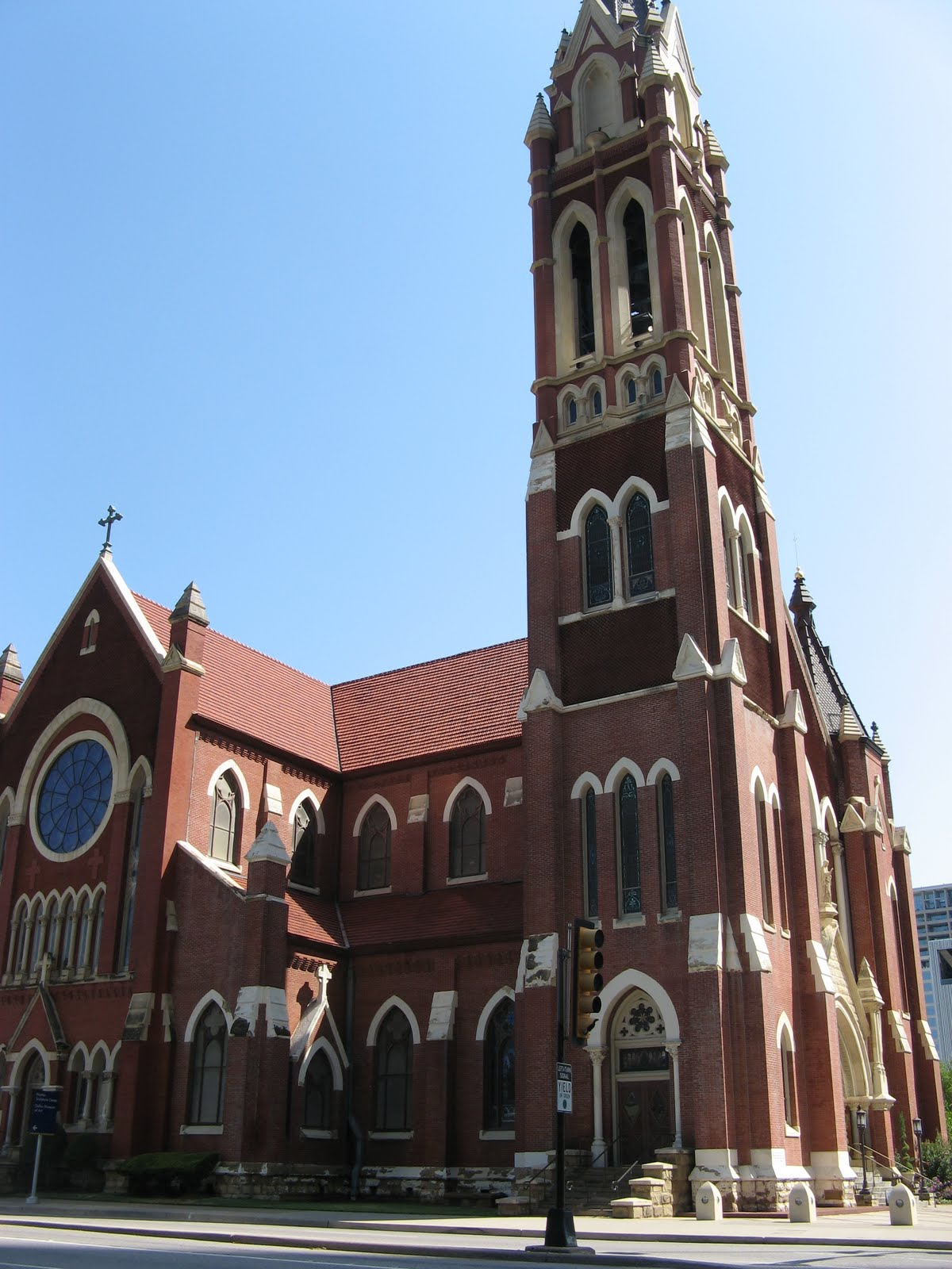 Churches of the West: Roman Catholic Cathedral Santuario de