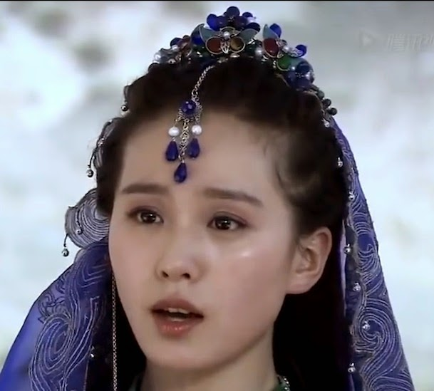 cecilia liu as xin Yue