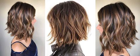 Messy Bob é a tendência de corte de cabelo do momento