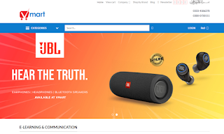Vmart.pk website