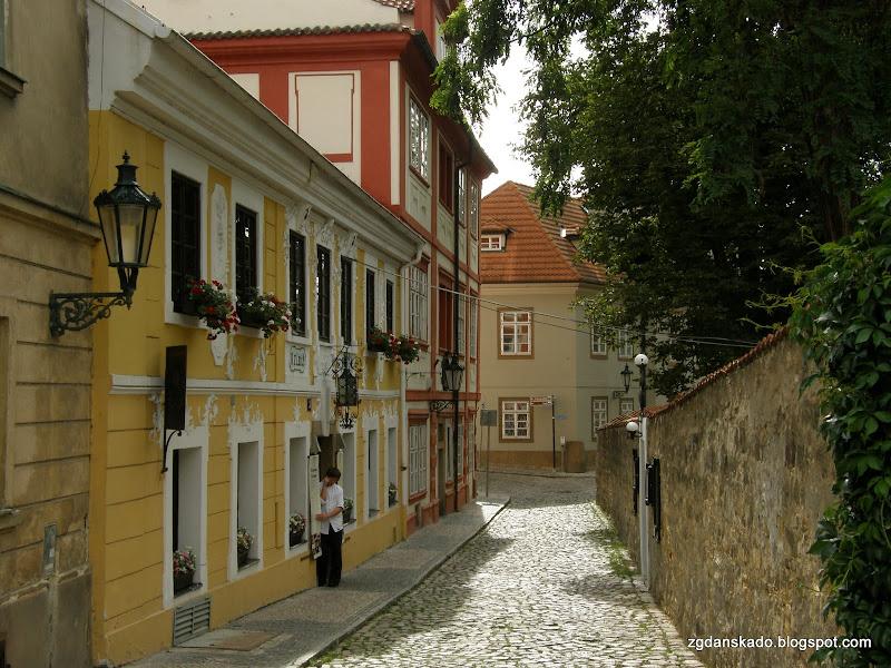 Praga - Hradczany