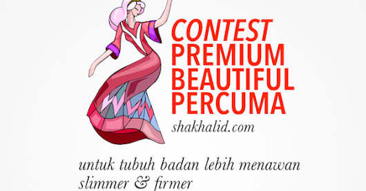 Contest Premium Beautiful PERCUMA