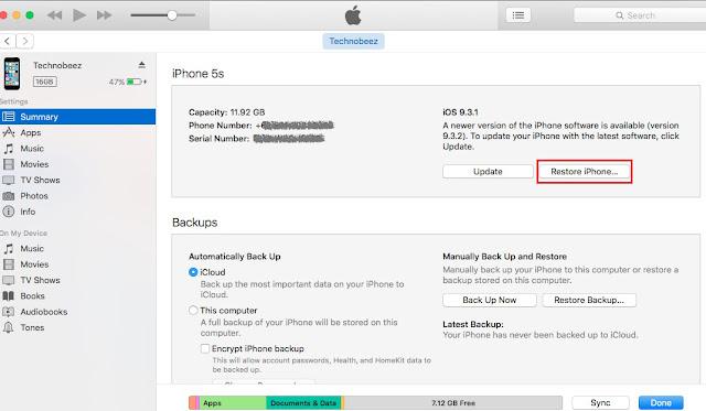 Begini Cara Memperbaiki iPhone Yang Tidak Mau Berdering 12