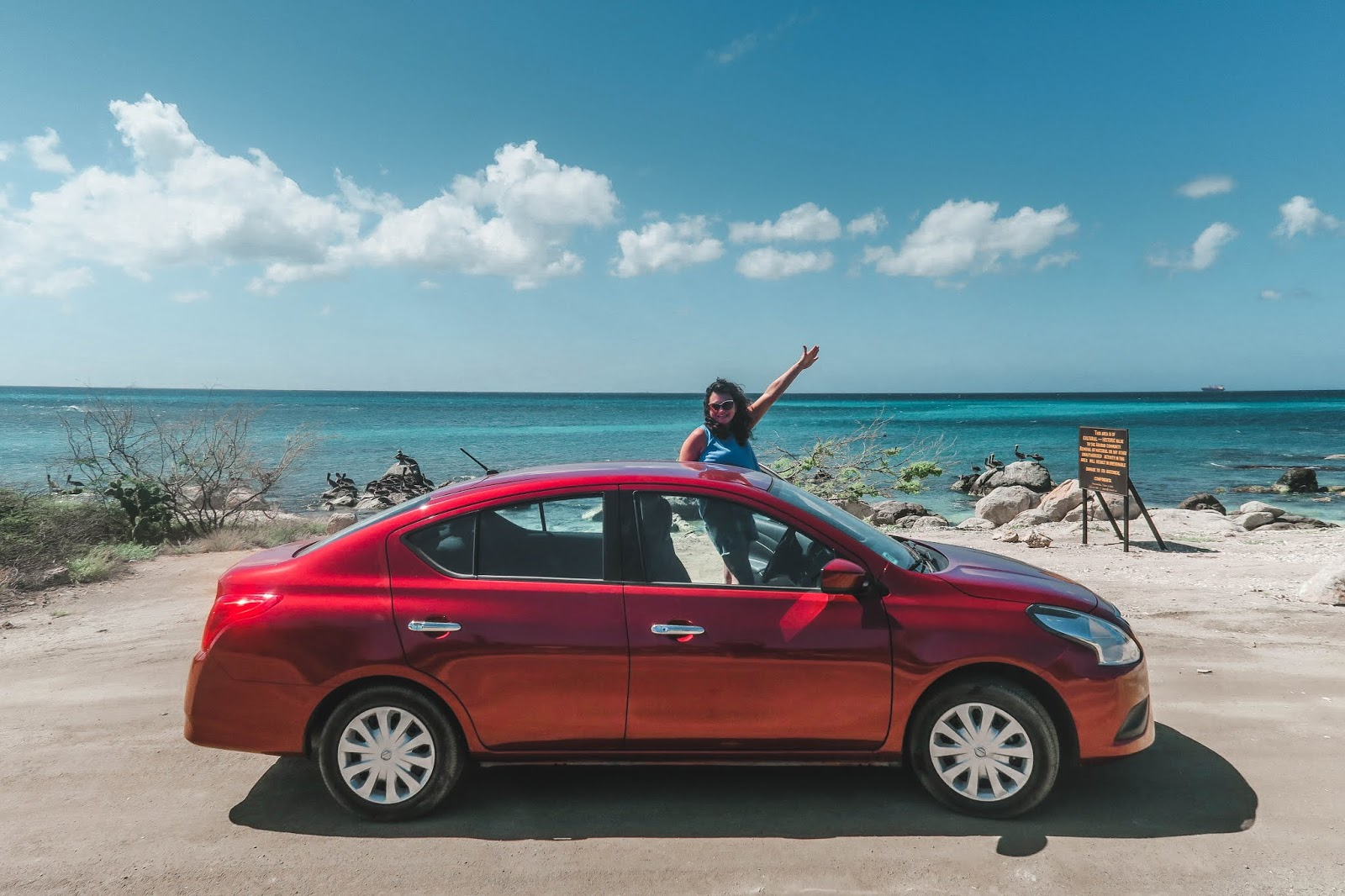 Renting a Car in Aruba