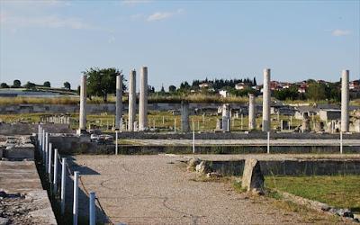 Αρχαία Πέλλα: Ανάδειξη του ανακτόρου που μεγάλωσε ο Μέγας Αλέξανδρος