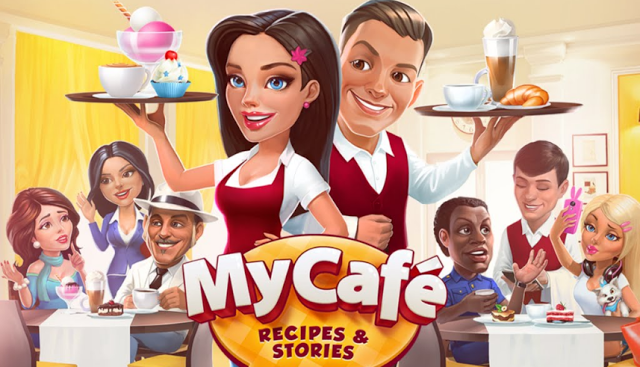 My Cafe: Recipes & Stories APK MOD