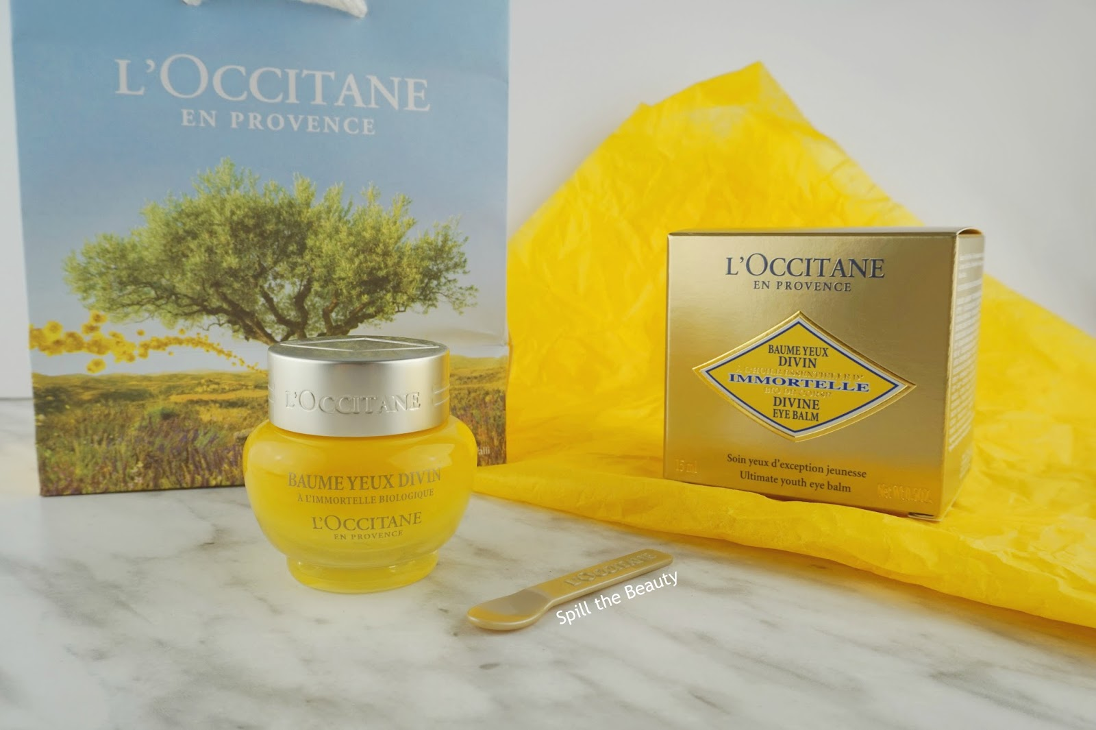 L'Occitane en Provence 'Divine Eye Balm' – Review