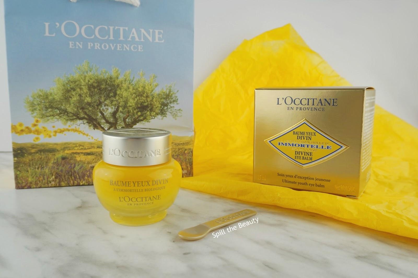 L'Occitane en Provence Divine Eye Balm Review