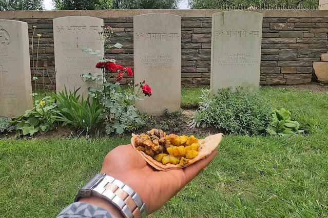 Pitru paksha padayal Forgotten Indian Soldiers