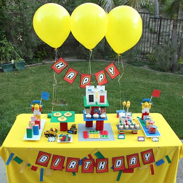 Kara 39 s party ideas lego themed birthday party kara 39 s - Sillones infantiles toysrus ...