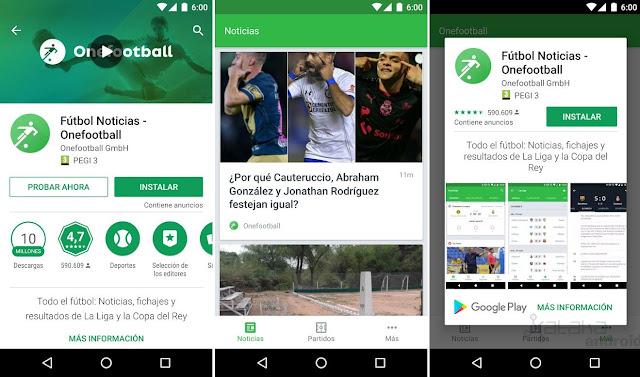 google-play-probar-app