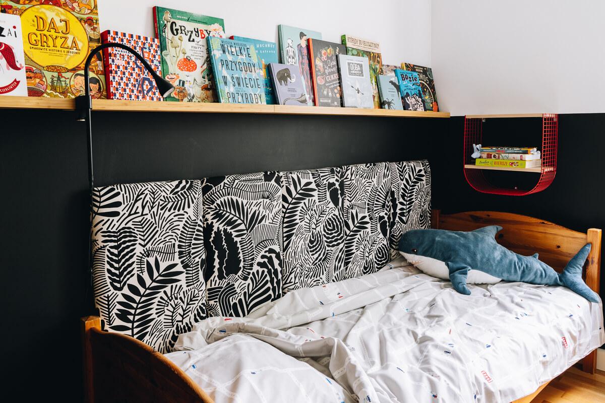 mały pokój dla chłopca