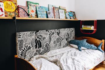 Wiwat proste rozwiązania, czyli metamorfoza dziecięcej sypialni