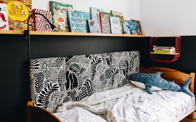 Wiwat proste rozwiązania, czyli metamorfoza dziecięcej sypialni - CZYTAJ DALEJ