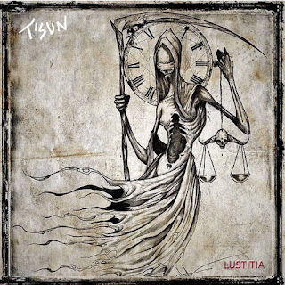 """Lustitia"" by T'SUN on Big Wood Records"