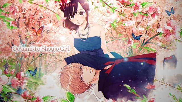 Ookami Shoujo to Kuro Ouji BD Subtitle Indonesia