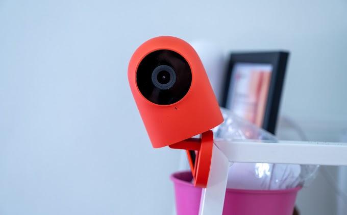 On hand Aqara G2H: Camera has a delicious and cheap HomeKit