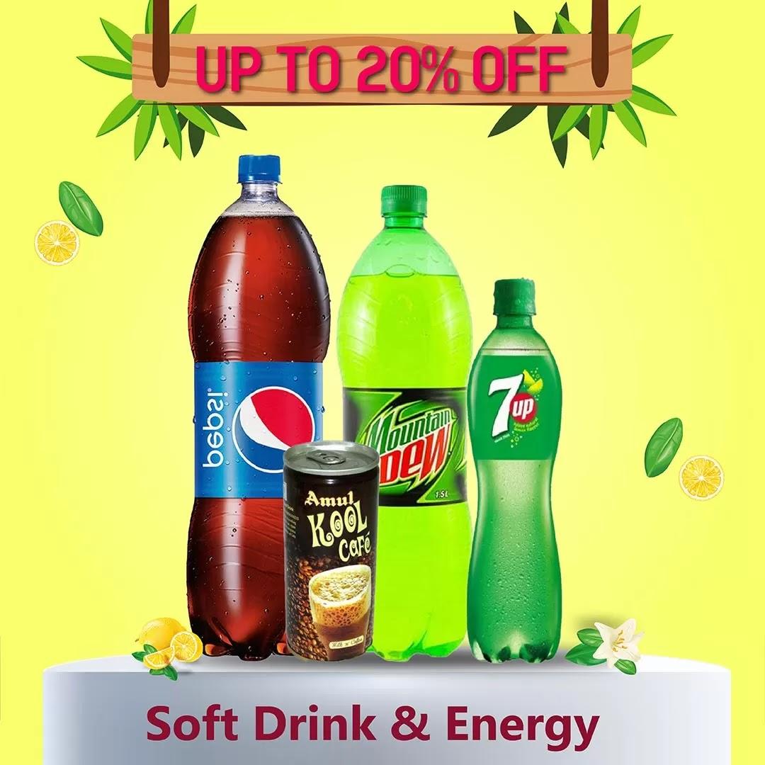 Soft Drink Energy 116