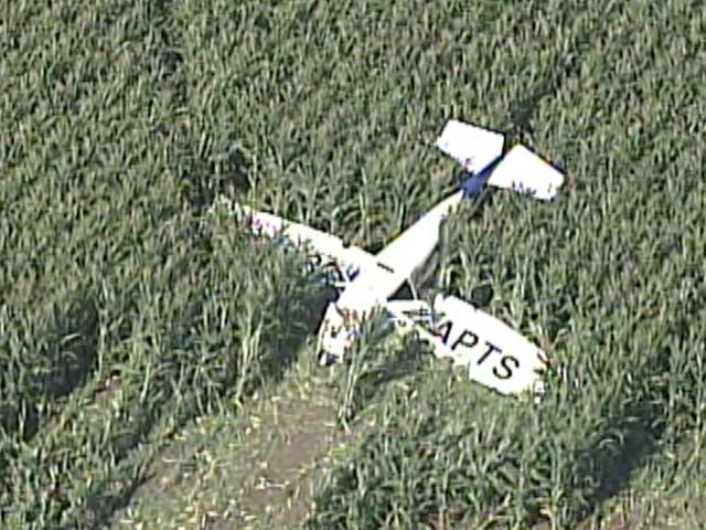Kathryn's Report: Cessna 172E Skyhawk, N19FE: Incident