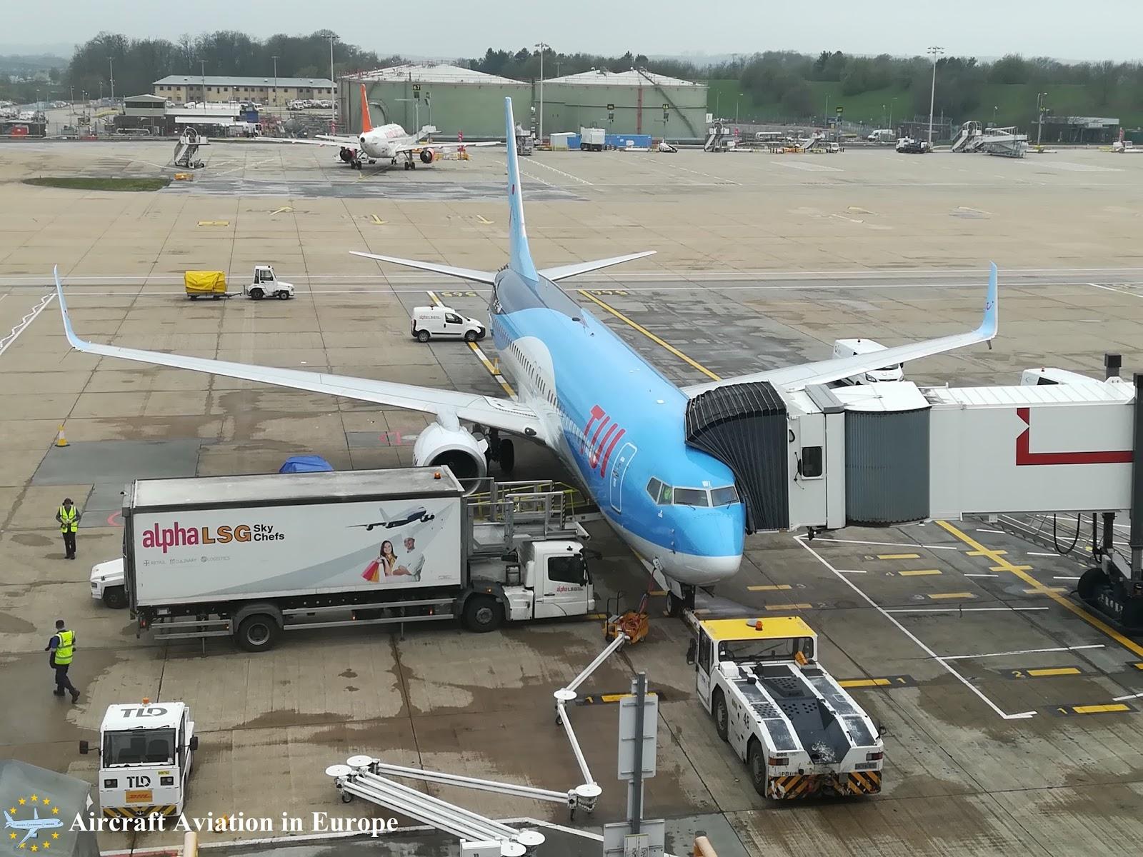 Aircraft Aviation in Europe: My flight report TUI Airways