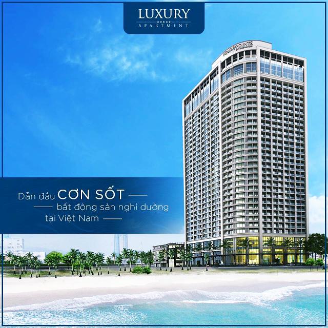 Luxury Apartment làm dậy sóng BĐS Đà Nẵng năm 2017