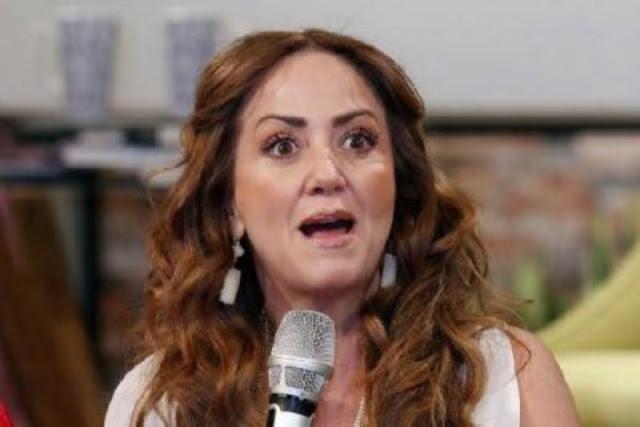 """""""Exijo respeto""""; La verdad me  tienen envidia, los chairos analfabetas: Andrea Legarreta"""