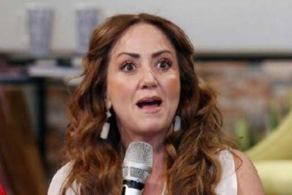 """""""Exijo respeto""""; La verdad me  tienen envidia: Andrea Legarreta"""