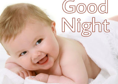 cute baby good night image pics pictures download share on facebook hd