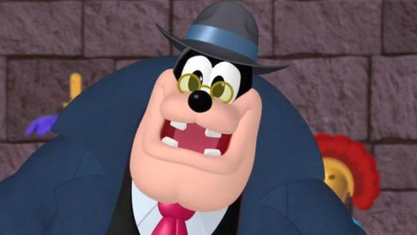 The trickiest, slickest sneak you'll ever meet, Plunderin' Pete!