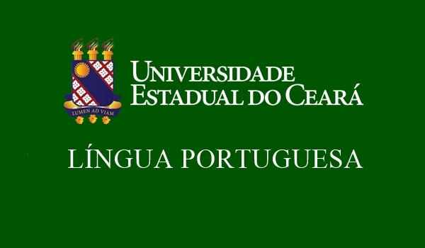 Questões Português (UECE 2020.1) com Gabarito