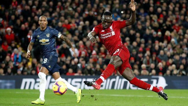 Berikut Jadwal Pertandingan Siaran Langsung Manchester United Vs Liverpool 2019
