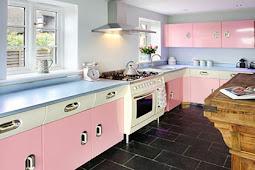 Menciptakan Dapur Yang Aman Bagi Anak