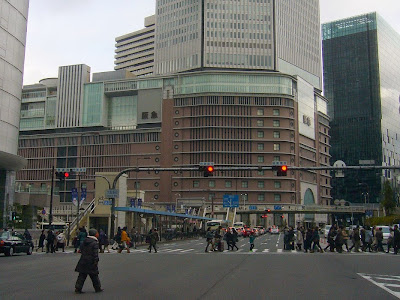 梅田阪急ビル・阪急百貨店