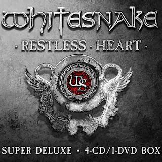 """Ο δίσκος των Whitesnake """"Restless Heart"""""""