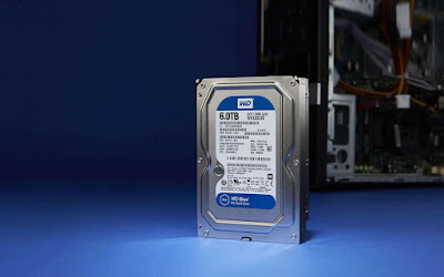 WD Blue Internal