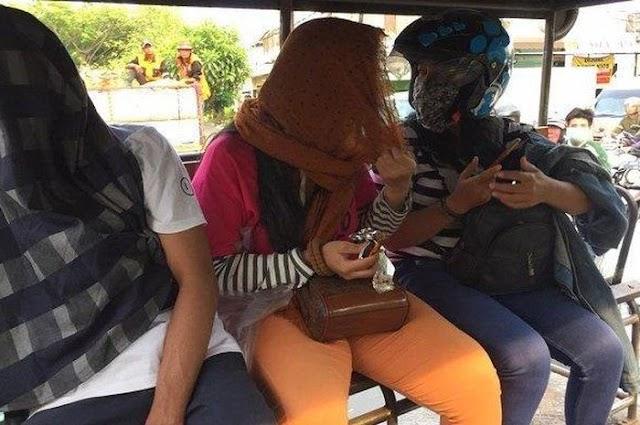 Cinta Tak Pandang Usia Ucap Nenek 60 Tahun Saat Terjaring Rajia Berduaan Dikamar Hotel Bersama Brondong 21 Tahun