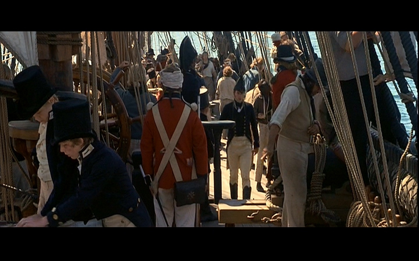 Chile at the movies: Master and Commander: The Far Side of the World (2003)