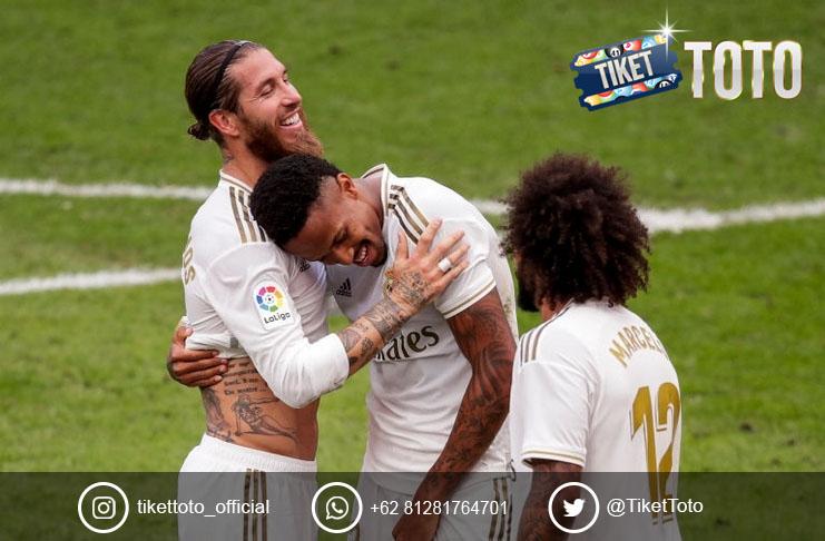 Bagaimana Rasanya Jadi Bek Termahal Real Madrid, Eder?
