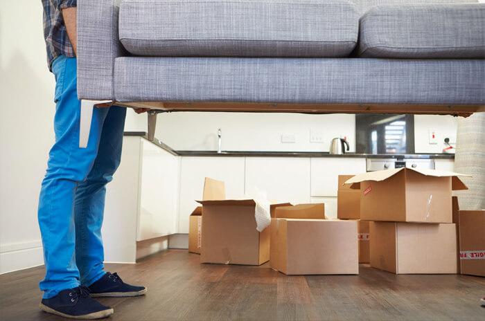 Le cose da considerare quando si trasloca