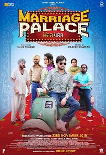 Marriage Palace 2018 Punjabi Movie Pre-DVDRip | 720p