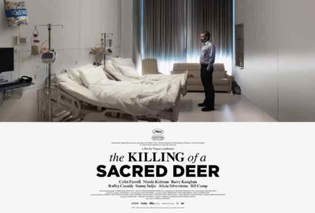 Sinopsis Film The Killing of a Sacred Deer 2017
