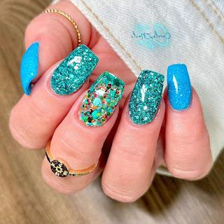 Nail Ideas Glitter