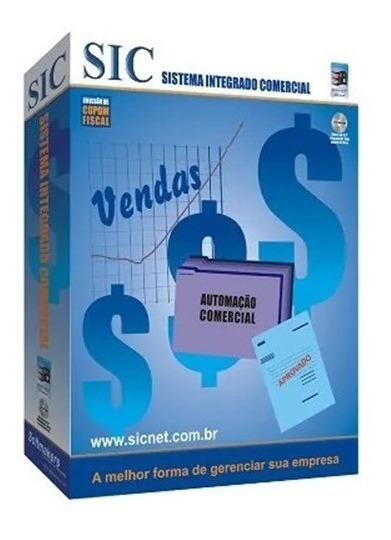 SIC - Sistema Integrado Comercial Serial e Crack 2021 Download Grátis