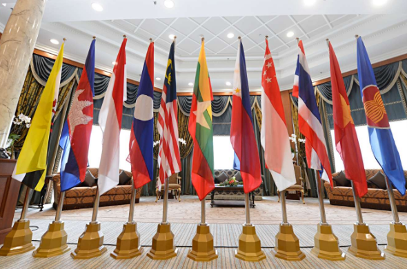 Pembentukan ASEAN
